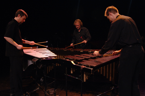 Matrix Percussion Trio